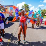 Second Lap Bermuda Heroes Weekend Parade of Bands, June 18 2018-5504