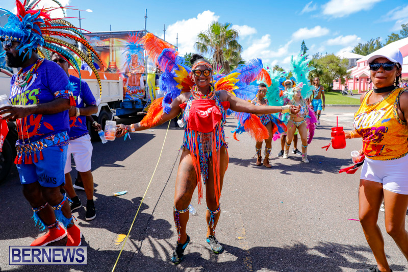 Second-Lap-Bermuda-Heroes-Weekend-Parade-of-Bands-June-18-2018-5504