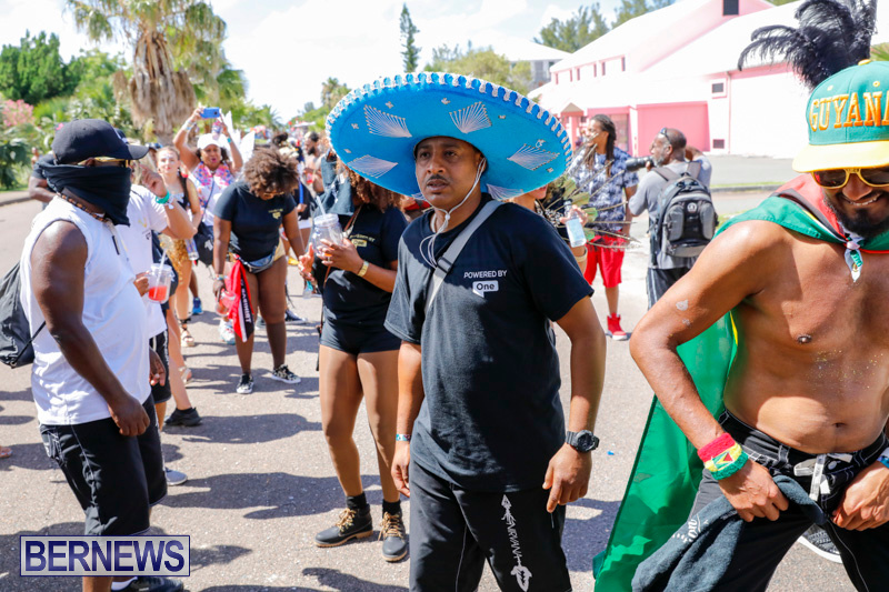 Second-Lap-Bermuda-Heroes-Weekend-Parade-of-Bands-June-18-2018-5628