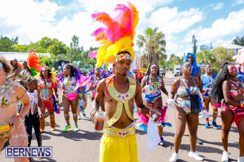 Second-Lap-Bermuda-Heroes-Weekend-Parade-of-Bands-June-18-2018-5811