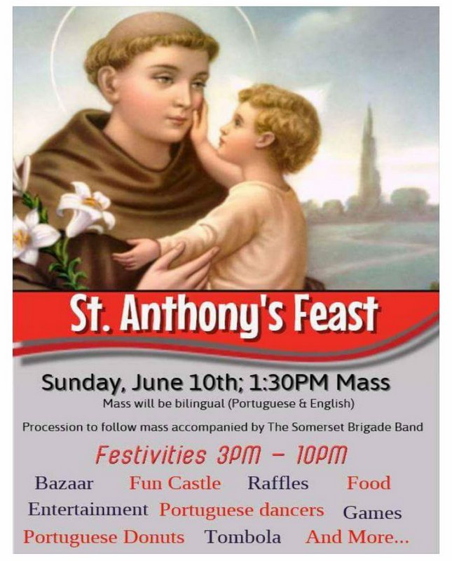 St Anthonys Feast Poster