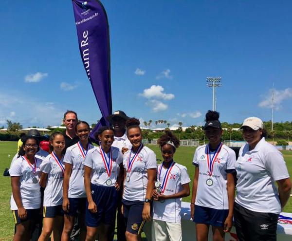 TMR Open Girls School Cricket Bermuda June 2018 (2)