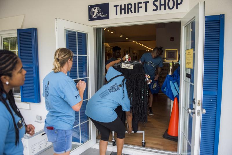 XLDOG2018 PALS Thrift Shop Bermuda June 11 2018