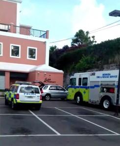 incident Bermuda June 10 2018
