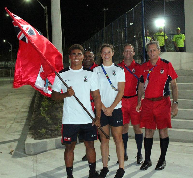 CAC Games Bermuda July 20 2018