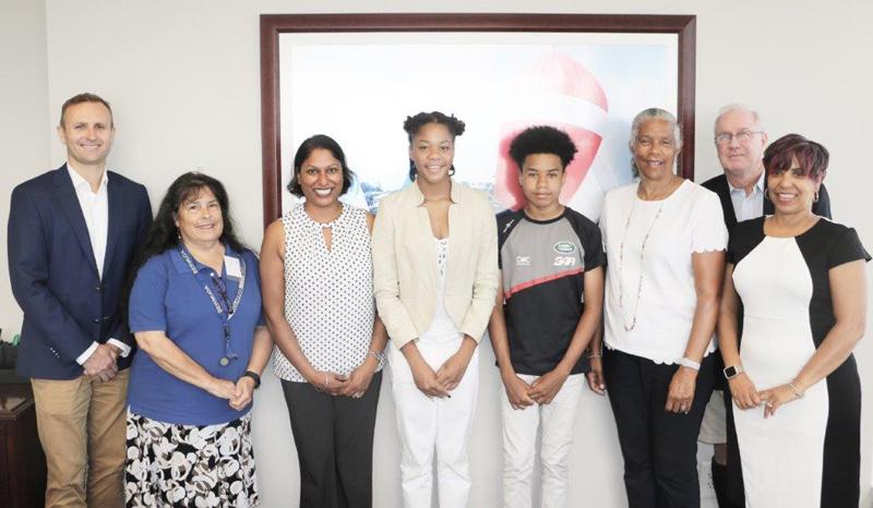 Charlotte Watlington Scholarship Bermuda July 2018