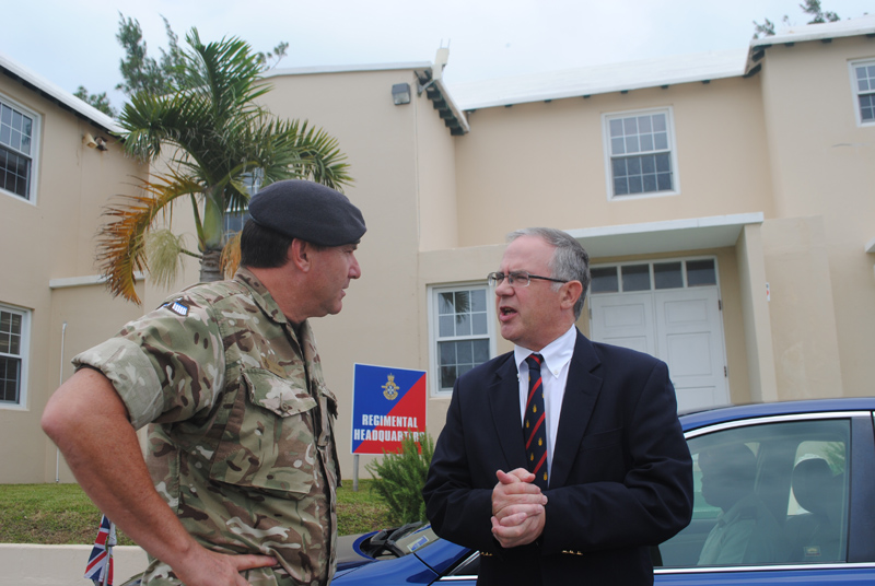 Governor Visits New Soldiers Bermuda July 4 2018 (1)
