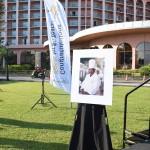 Herbie Bascome 50 years of service Bermuda July 2018 (1)
