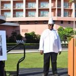 Herbie Bascome 50 years of service Bermuda July 2018 (15)