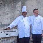Herbie Bascome 50 years of service Bermuda July 2018 (26)