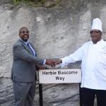 Herbie Bascome 50 years of service Bermuda July 2018 (27)