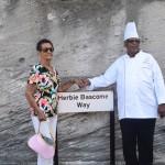 Herbie Bascome 50 years of service Bermuda July 2018 (28)
