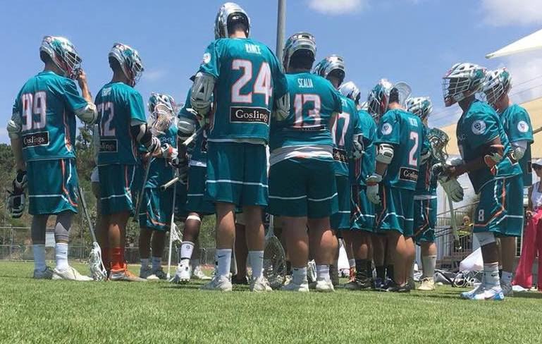 Lacrosse World Cup July 2018