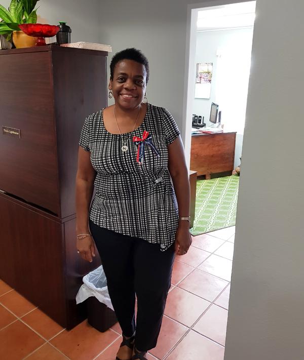 Martha Dismont Bermuda July 2018