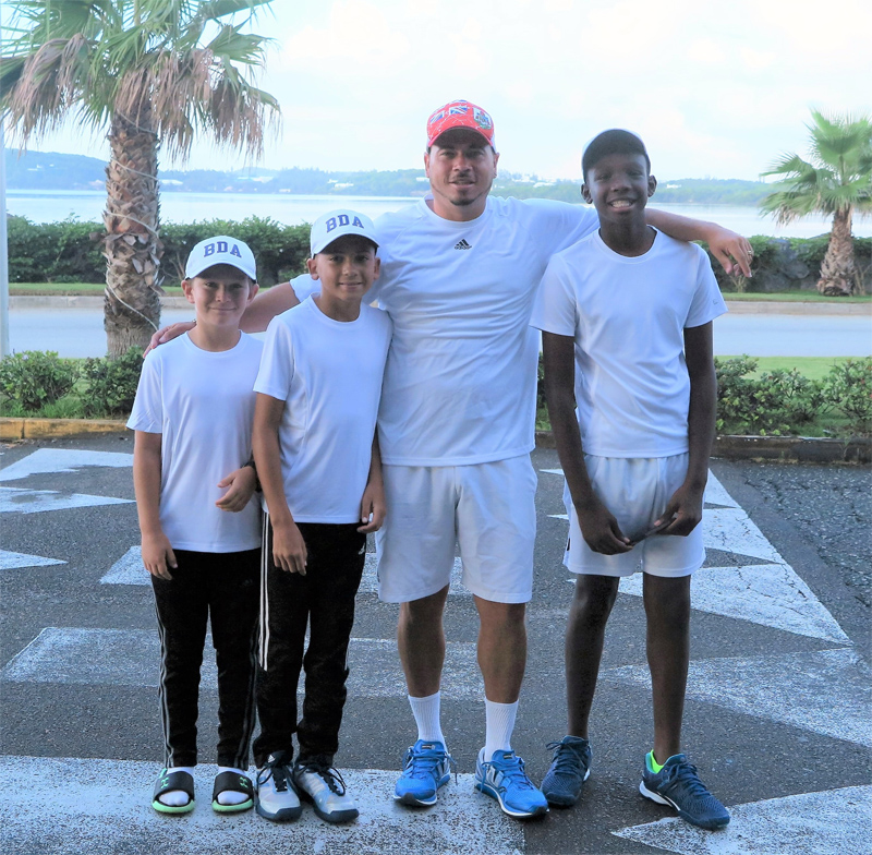 McGuire, Phillips, Manders & Warner Bermuda July 2018