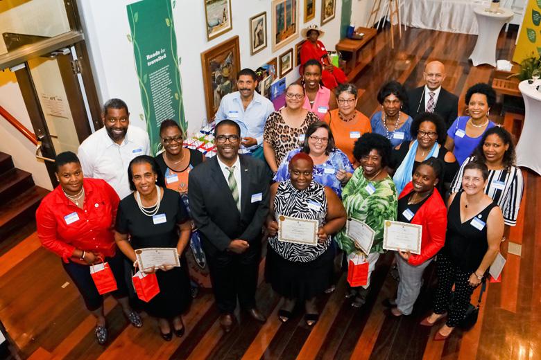 Mirrors Volunteer Appreciation Reception Bermuda July 2018 (4)