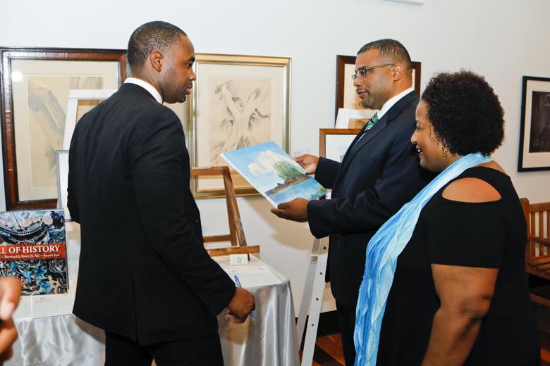 Mirrors Volunteer Appreciation Reception Bermuda July 2018 (7)