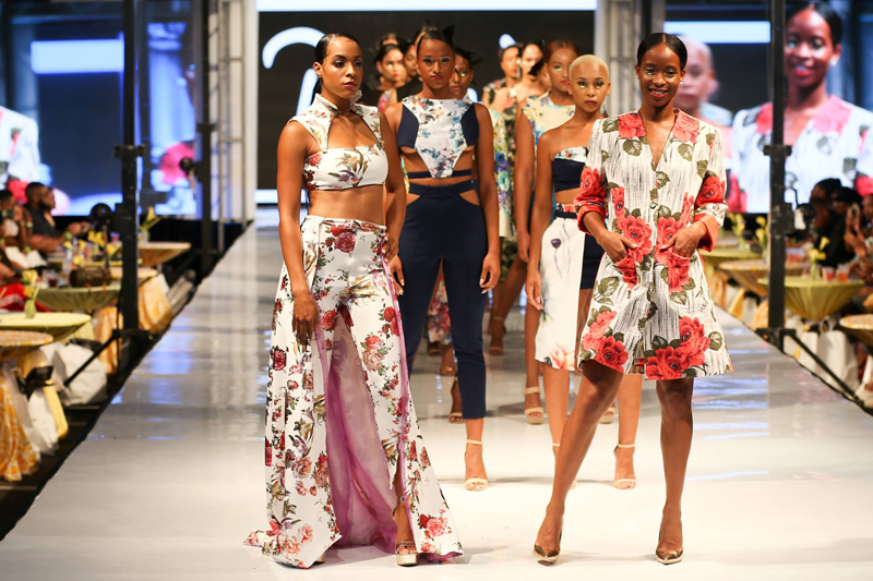 New York Fashion Week July 2018 Dezir Designs