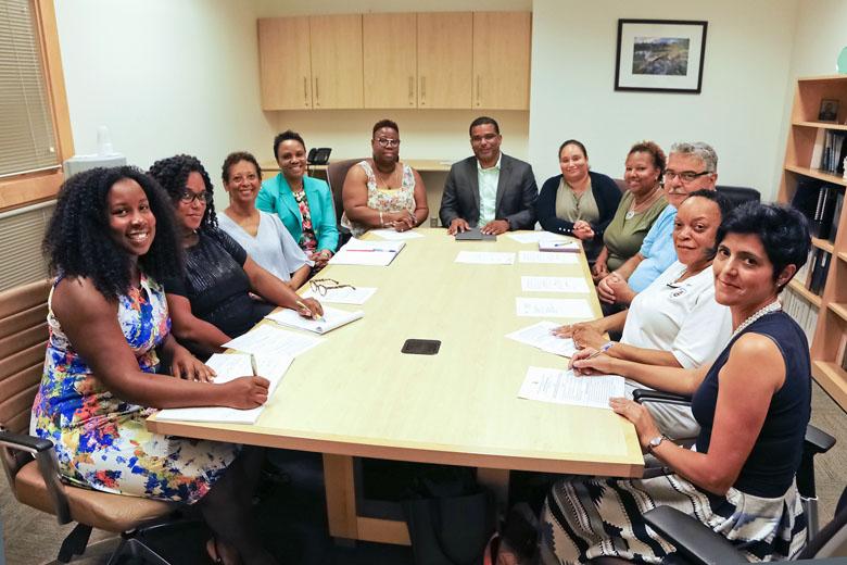 Parent Involvement Committee Bermuda July 2018 (2)