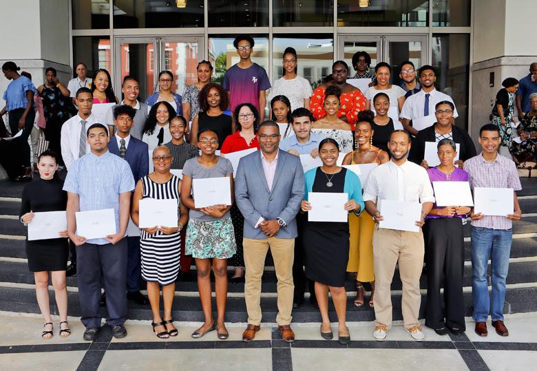 Scholarships and Awards Bermuda July 2018 (2)