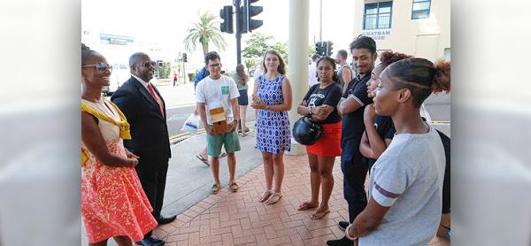 Summer Student Entrepreneur Programme Bermuda July 2018 (1)