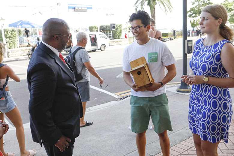 Summer Student Entrepreneur Programme Bermuda July 2018 (3)