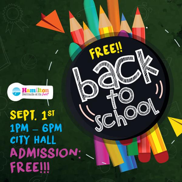 Back to School Bermuda August 2018