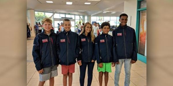 Bermuda Sailors August 2018 TC