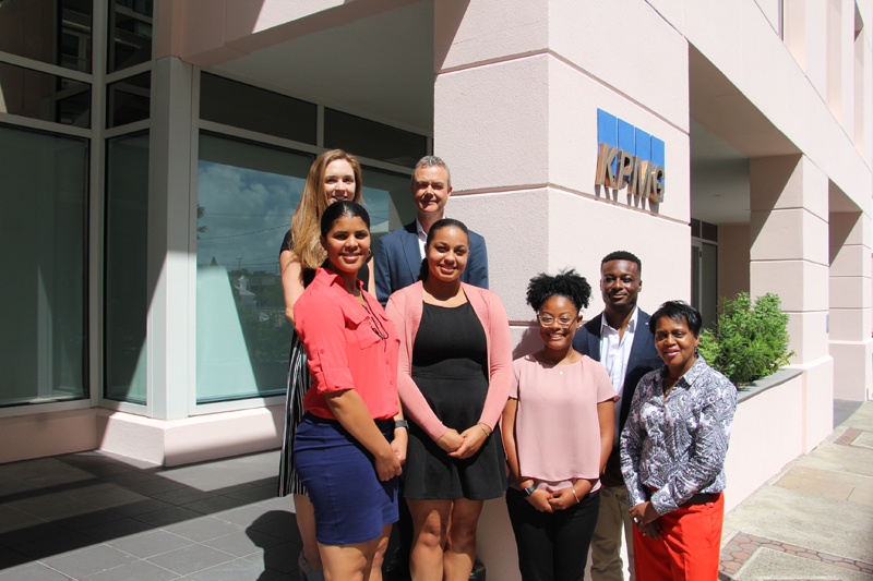 KPMG Scholarship Bermuda August 2018