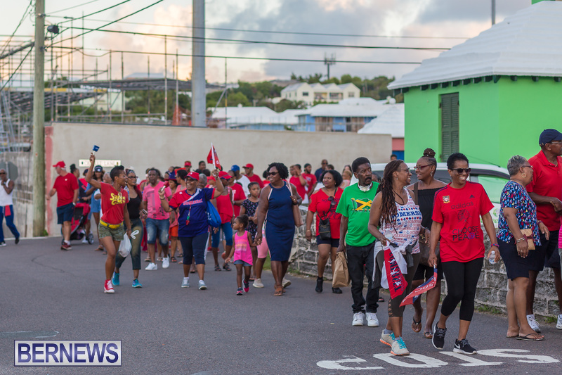 Marching Of The Cup Somerset Cricket Club Bermuda, August 17 2018 (10)