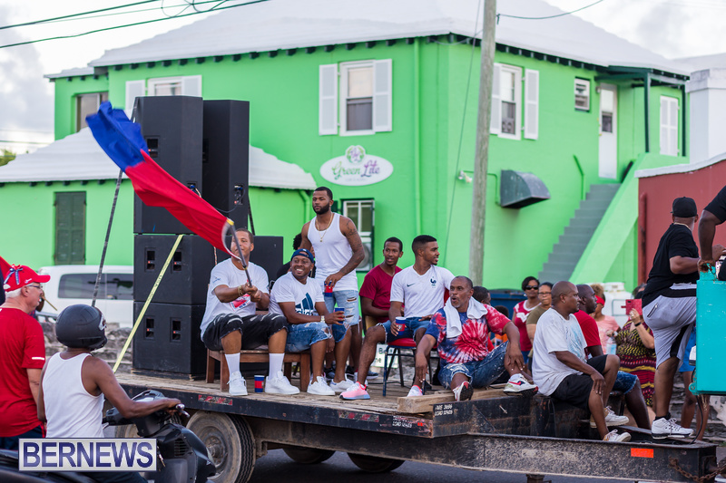 Marching Of The Cup Somerset Cricket Club Bermuda, August 17 2018 (15)