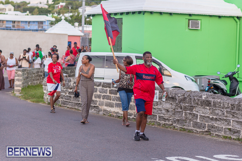 Marching Of The Cup Somerset Cricket Club Bermuda, August 17 2018 (6)