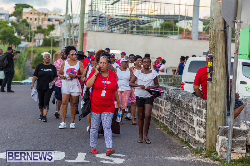 Marching Of The Cup Somerset Cricket Club Bermuda, August 17 2018 (8)