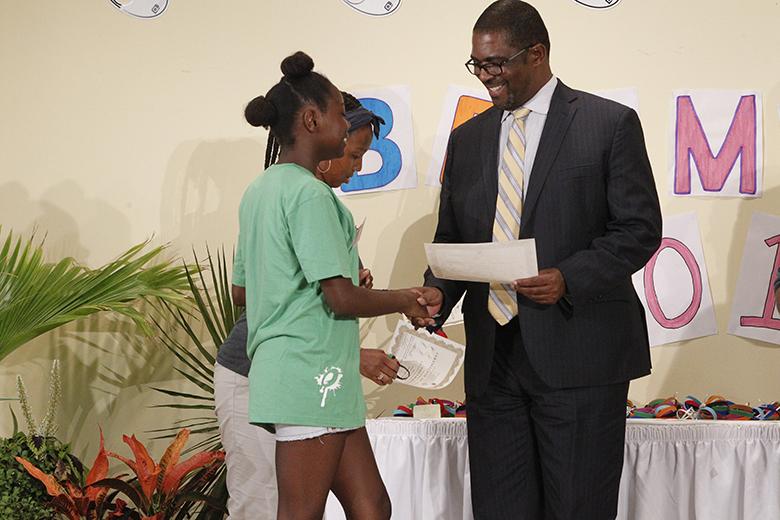 Mirrors SuperCamp Closing Ceremony Bermuda August 2018 (5)