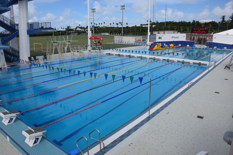 NSC Pool Bermuda August 2018