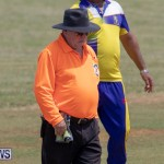 One Communications Championship Cup Premier Division Rangers vs St Davids at Wellington Oval Bermuda, August 12 2018-7056