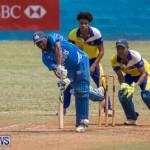 One Communications Championship Cup Premier Division Rangers vs St Davids at Wellington Oval Bermuda, August 12 2018-7074