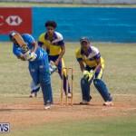 One Communications Championship Cup Premier Division Rangers vs St Davids at Wellington Oval Bermuda, August 12 2018-7075