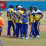 One Communications Championship Cup Premier Division Rangers vs St Davids at Wellington Oval Bermuda, August 12 2018-7101