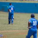 One Communications Championship Cup Premier Division Rangers vs St Davids at Wellington Oval Bermuda, August 12 2018-7104