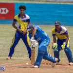 One Communications Championship Cup Premier Division Rangers vs St Davids at Wellington Oval Bermuda, August 12 2018-7115