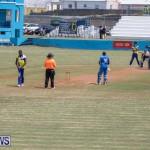 One Communications Championship Cup Premier Division Rangers vs St Davids at Wellington Oval Bermuda, August 12 2018-7123