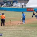 One Communications Championship Cup Premier Division Rangers vs St Davids at Wellington Oval Bermuda, August 12 2018-7127