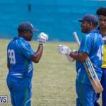 One Communications Championship Cup Premier Division Rangers vs St Davids at Wellington Oval Bermuda, August 12 2018-7141