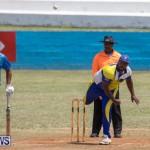 One Communications Championship Cup Premier Division Rangers vs St Davids at Wellington Oval Bermuda, August 12 2018-7155