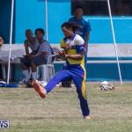One Communications Championship Cup Premier Division Rangers vs St Davids at Wellington Oval Bermuda, August 12 2018-7162