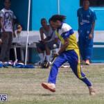 One Communications Championship Cup Premier Division Rangers vs St Davids at Wellington Oval Bermuda, August 12 2018-7163