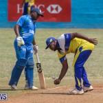 One Communications Championship Cup Premier Division Rangers vs St Davids at Wellington Oval Bermuda, August 12 2018-7198