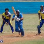 One Communications Championship Cup Premier Division Rangers vs St Davids at Wellington Oval Bermuda, August 12 2018-7229