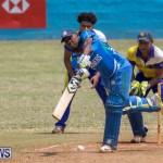 One Communications Championship Cup Premier Division Rangers vs St Davids at Wellington Oval Bermuda, August 12 2018-7237